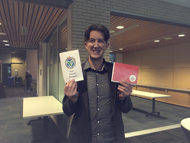 Kurtis Stewart - VUL Volunteer of the Year